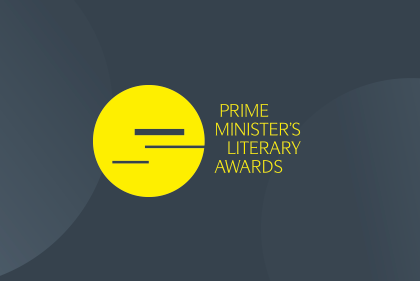 Prime Ministers Literary Awards logo